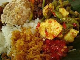Jajanan Johor... Nasi Ambeng