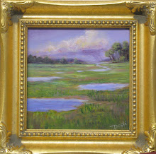 Storm on the Marsh