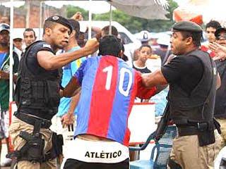Briga torcida Bahia