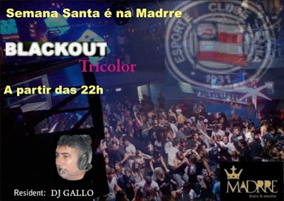 DJ Gallo na MADRRE