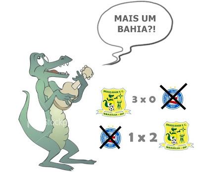Jahia 1 x 2 Brasiliense