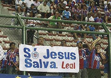 Bahia: Só Jesus Salva