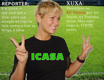 Xuxa do Icasa no jahia