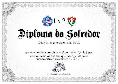 Diploma sofredor jahia