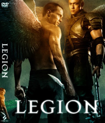 movie cover LEGION 2010 dvd version