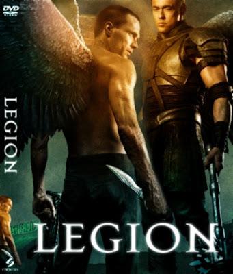 movie cover LEGION 2010 dvd version