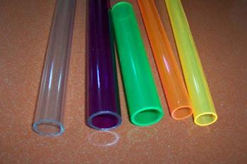 Tube Acrylik/Pipa Acrylik
