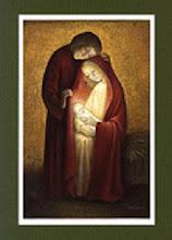 LA SAGRADA FAMILIA: <br> Modelo sagrado del Buen Amor