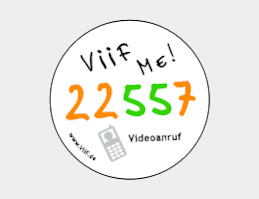 22557 wählen, Videoanruftaste drücken und los geht's!