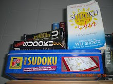 --- Favourites is SUDOKU