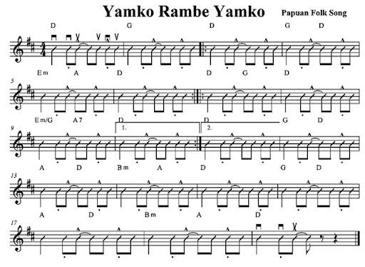 Blognya Dangdut Yamko Rambe Yamko