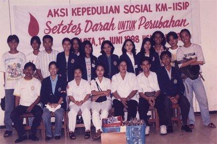 BHAKTI SOSIAL IISIP JAKARTA