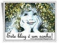 Selinho Este Blog é um Sonho - Recebido da amiga Em@