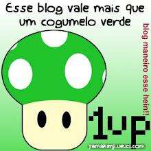 Selinho Esse Blog Vale Mais Que Um Cogumelo Verde