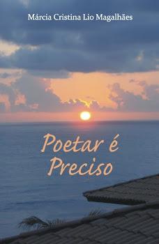 Poetar é Preciso - Livro disponível na Livraria Cultura