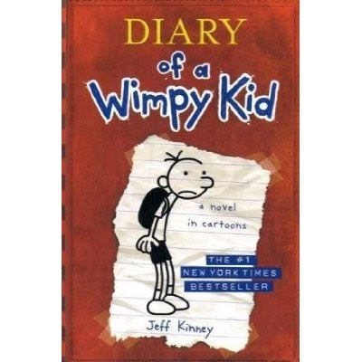 Reading For Sanity A Book Review Blog Diary Of A Wimpy Pages Greg Diary