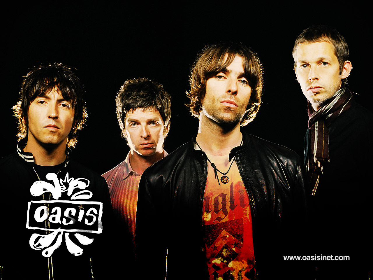 CRUMBLE: Music and Revolution: OASIS Oasis Band Wallpaper