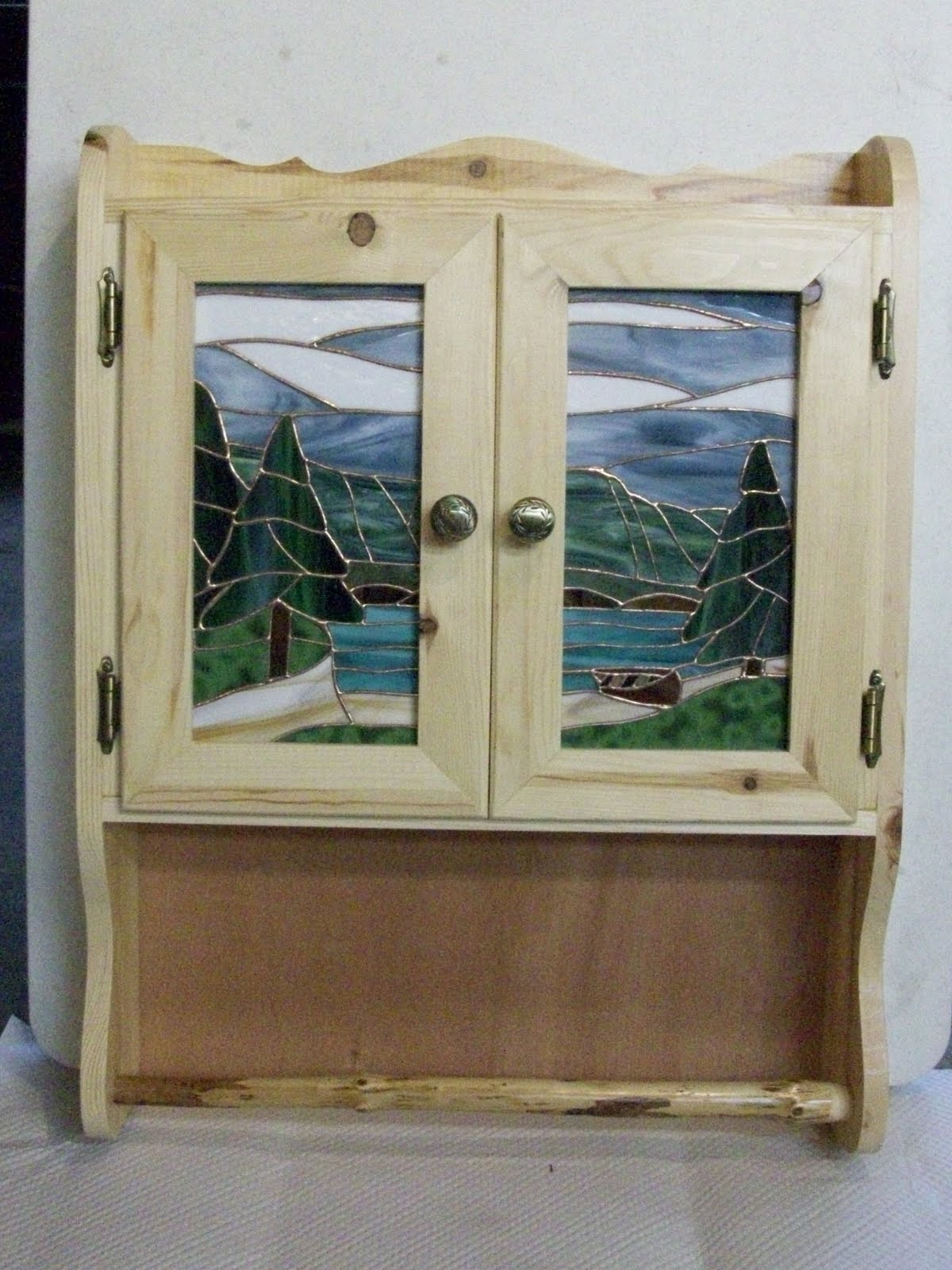 Touch O Glass Cabinet Doors