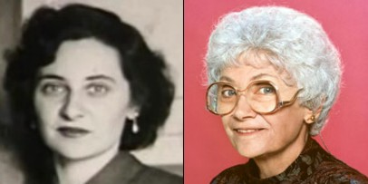 Estelle Getty (1923 - 2008)