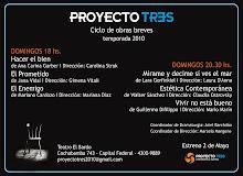 Proyecto Tres 2010