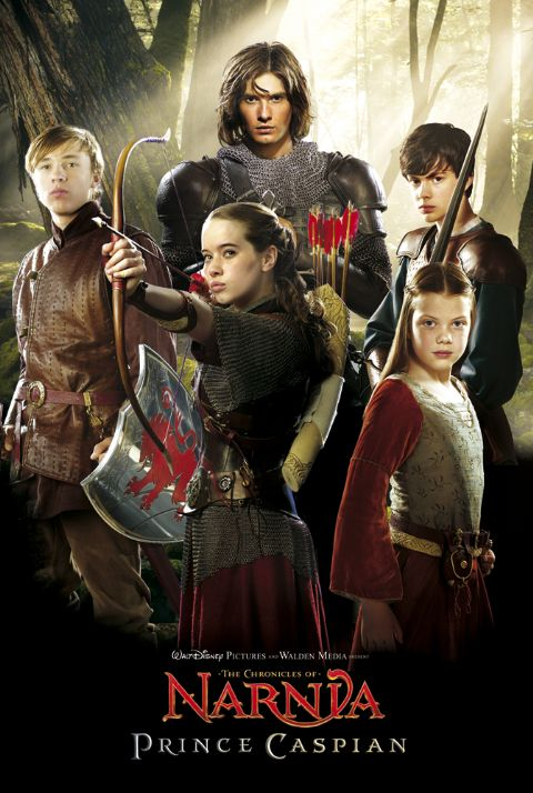 jq� movie blog chronicles of narnia prince caspian 2008
