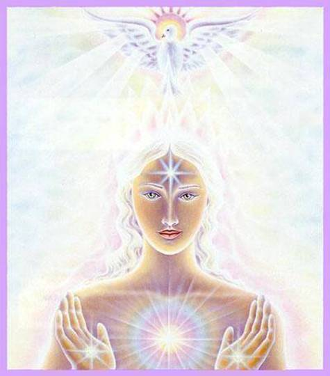 ANGEL OF HEALING.....Artist Aeoliah