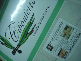 Cocinarte guayana escuela de chefs - Curso de cocina francesa ...