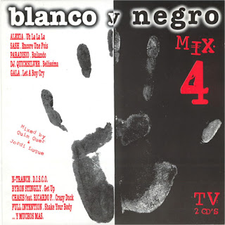Blanco Y Negro Mix VOL 4 (1997)