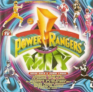 Power Rangers Mix (1995)