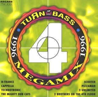 Turn Up The Bass - Mega Mix 4 (1996)
