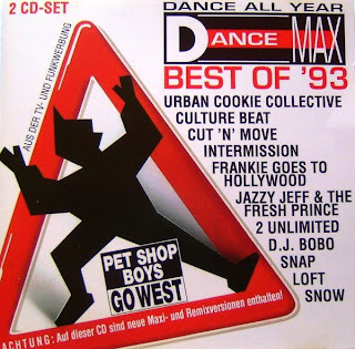 Dance Max - Best Of  93