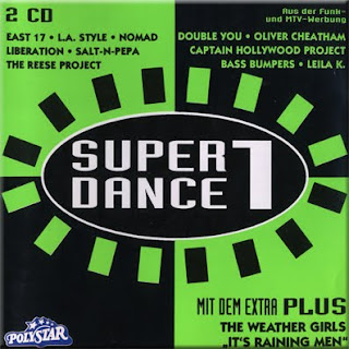 Super Dance 1 (1992) (2CD)