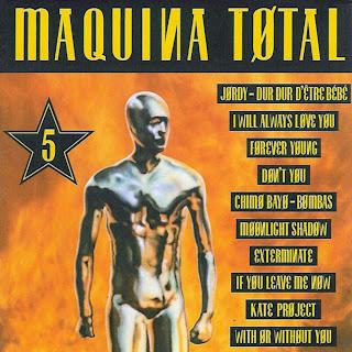 Various - Maquina Total 5