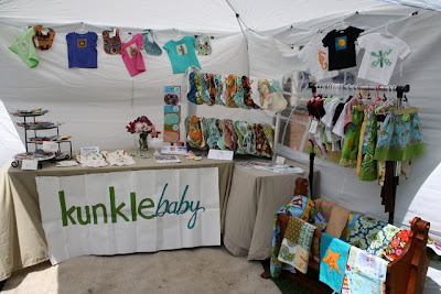 Craft Show Designs Clothing Display