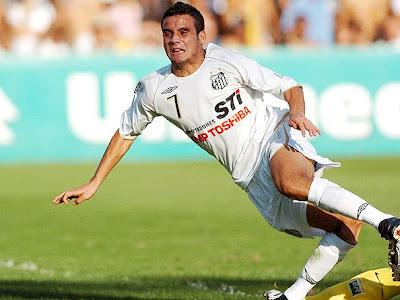 Jogador do Santos Maikon ficará fora dos gramados por um ano