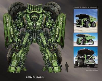 Devastator - Confirmado em Transformers 2