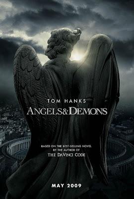 Teaser Poster de Anjos e Demônios