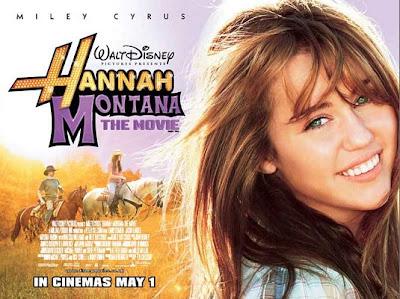 Hannah Montana: o Filme - Pôster