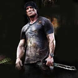 Rambo V: Sinopse bizarra