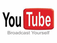 Avisos por email de novos videos no youtube