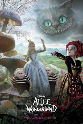 Pôster: Alice no país das maravilhas