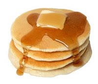 No-thingness: pancake, tava keki