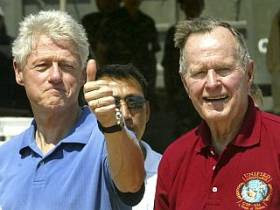Clinton-Bush '08! Clinton-Bush Forever!