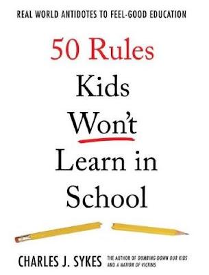 50 Rules Kids Won't Learn in School