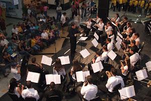 Orquestra de Sopro Jovem