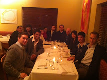 Consulting Club Dinner w/ Brightleaf Consulting