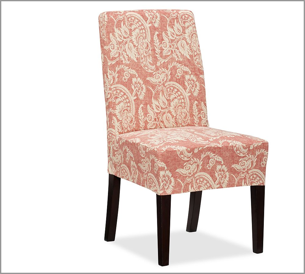 Pottery Barn Easy Chairs: Revamped Home Furnishings: Finished Parsons Chairs