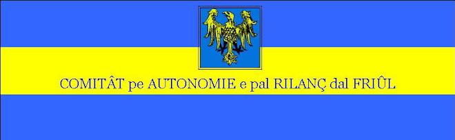 Comitât pe Autonomie e pal Rilanç dal Friûl