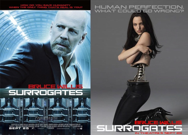 surrogates the movie Enter your location to see which movie theaters are playing surrogates near you  guarantee the perfect movie night with tickets from fandango.
