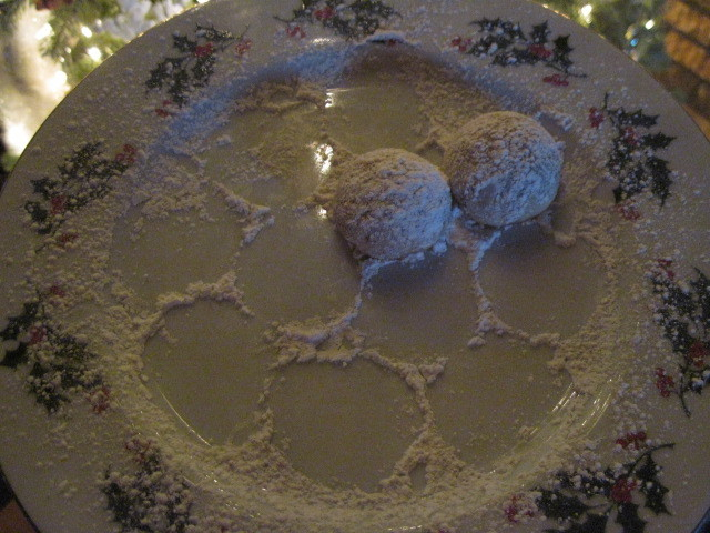 Pecan Snowball Cookie Recipe